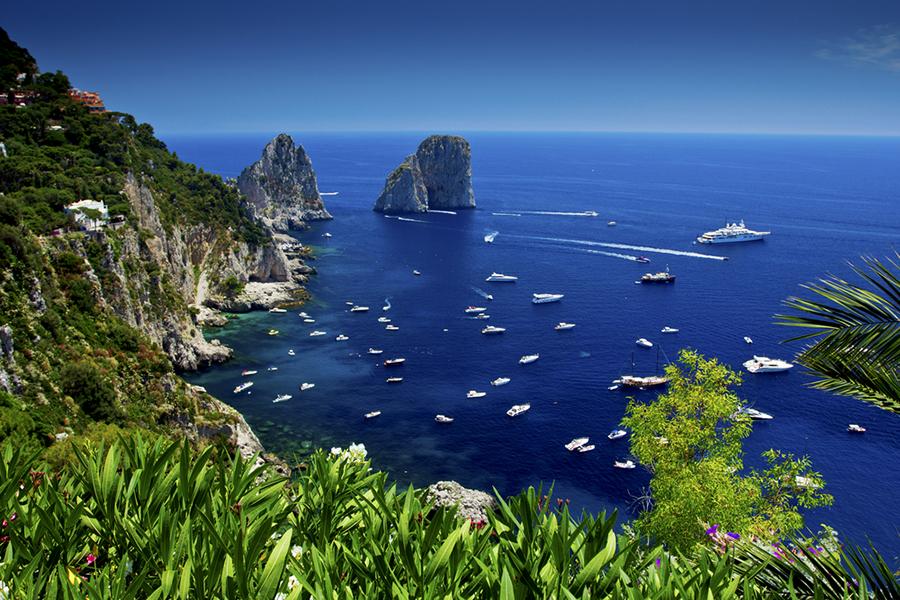 Capri sharing tour